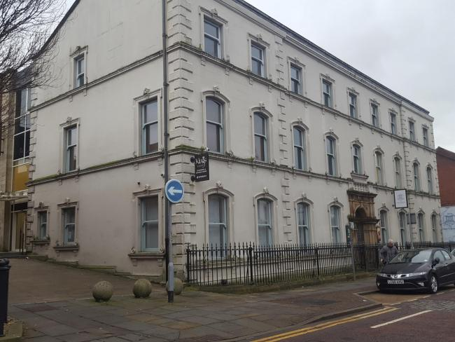 King's Court, in King Street, Blackburn, has been sold off following the demise of the East Lancs Deaf Society