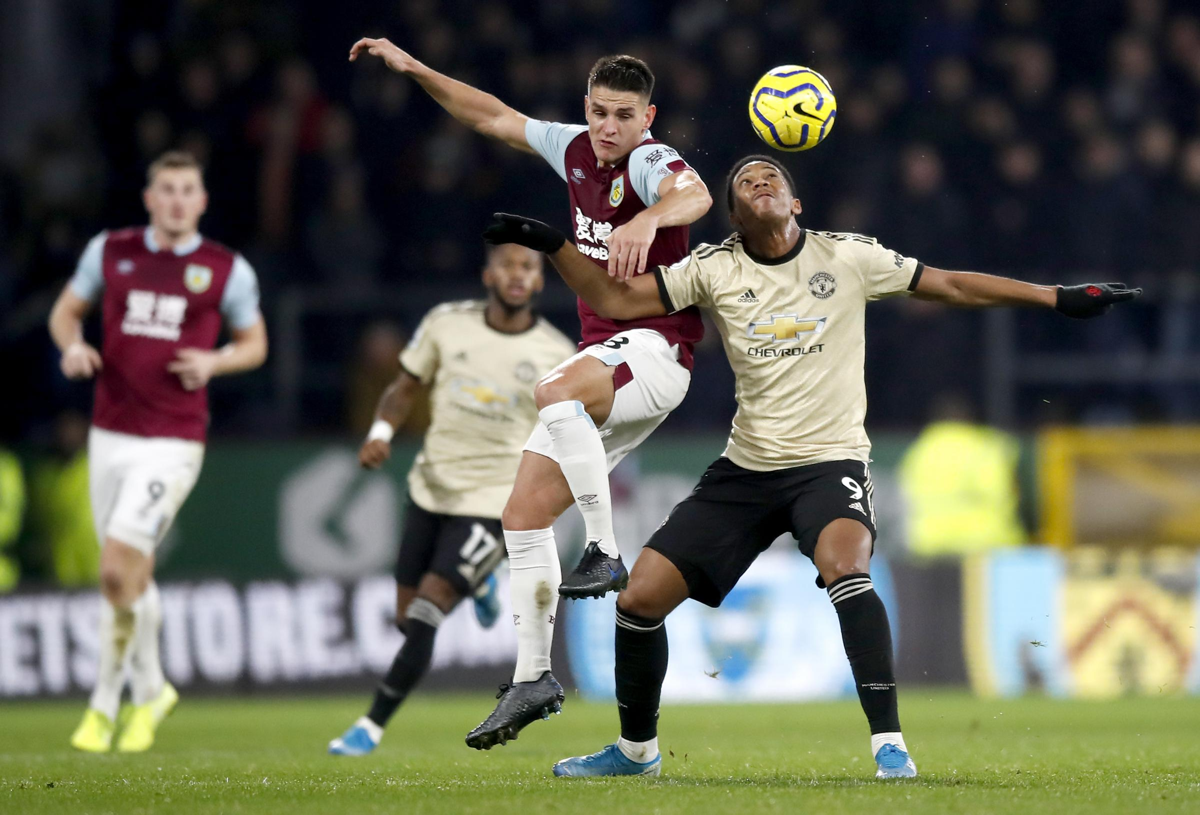 Man United v Burnley likely line-ups and all you need to know