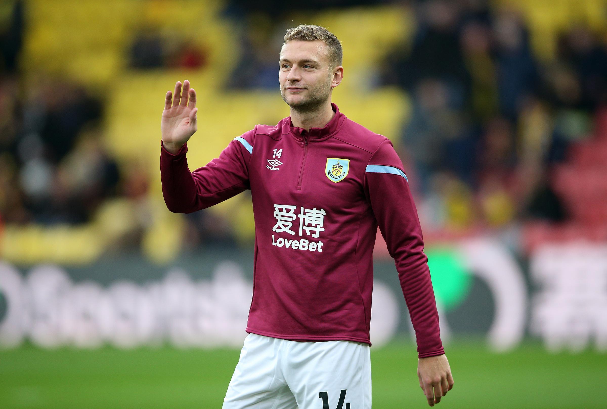 Sean Dyche reiterates Burnley's stance on Ben Gibson