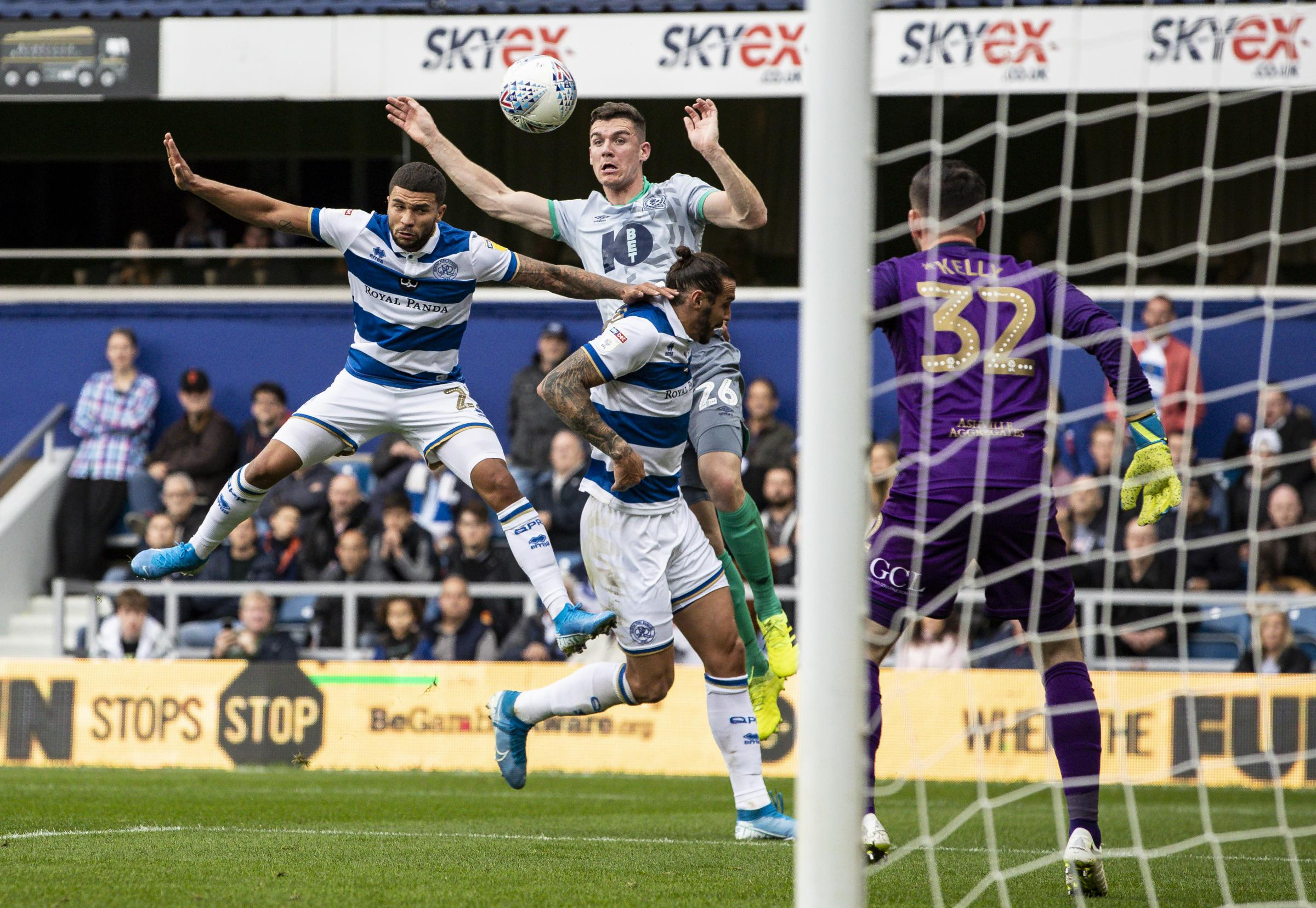 Sean Dyche admits race for Nahki Wells is hotting up