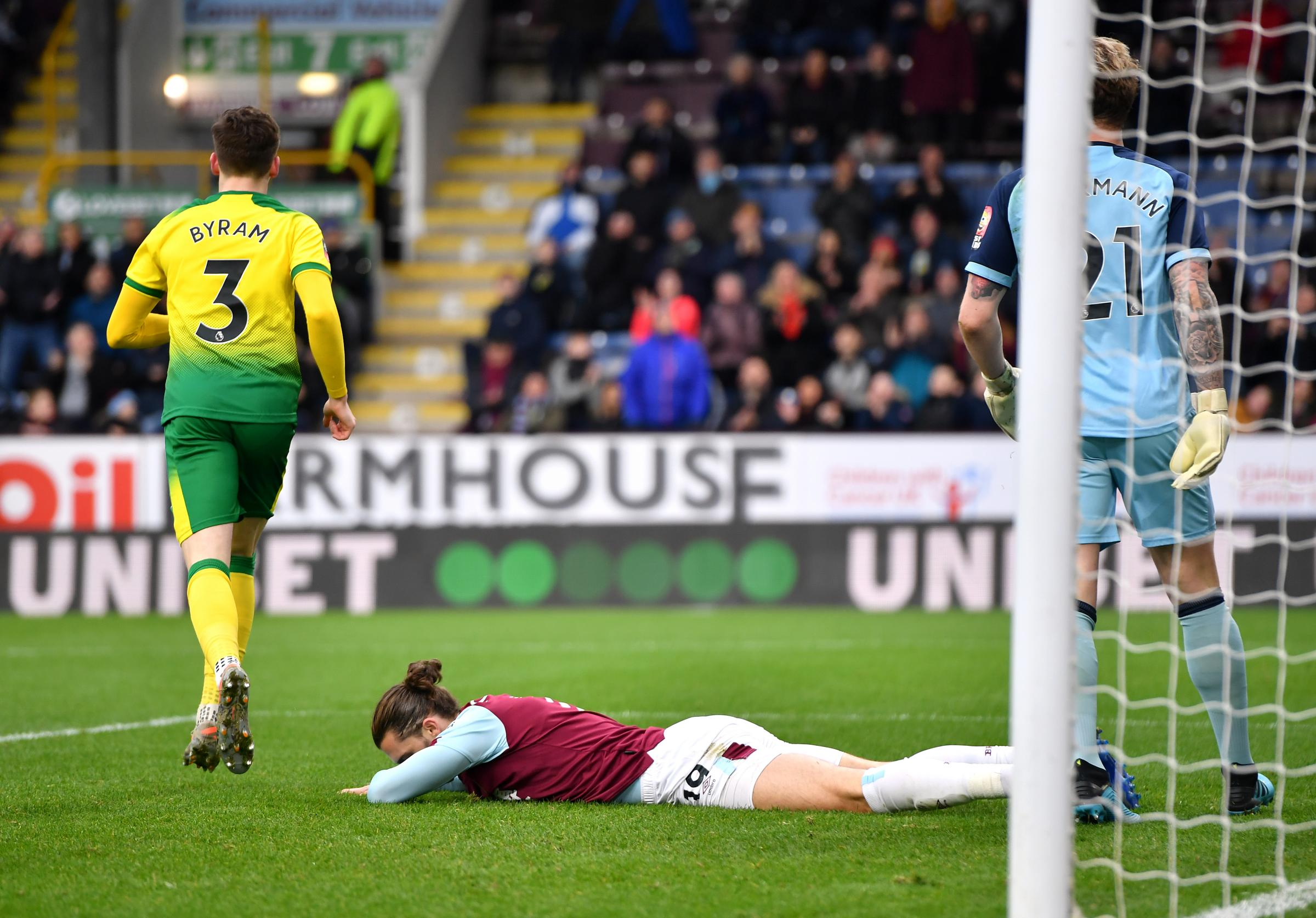 Why we need to talk about the FA Cup as Burnley go out