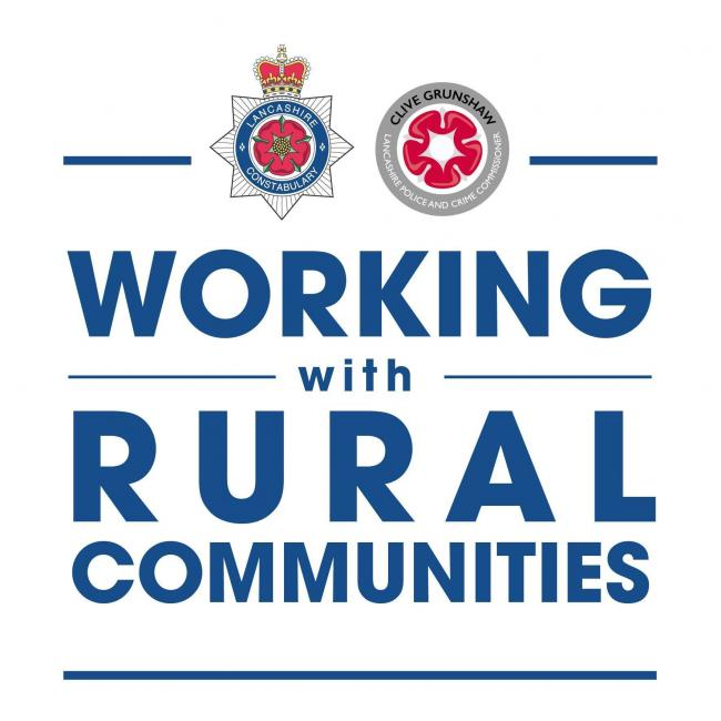 Rural homes in the Ribble Valley have been targeted
