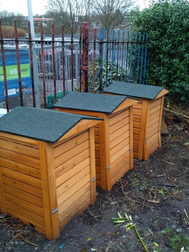 THREE composters were stolen from the Burnley Incredible Edible garden at Howard Street Community Centre, Burnley, on January 23. Witnesses can call police on 101, quoting LC-20200129-0969.