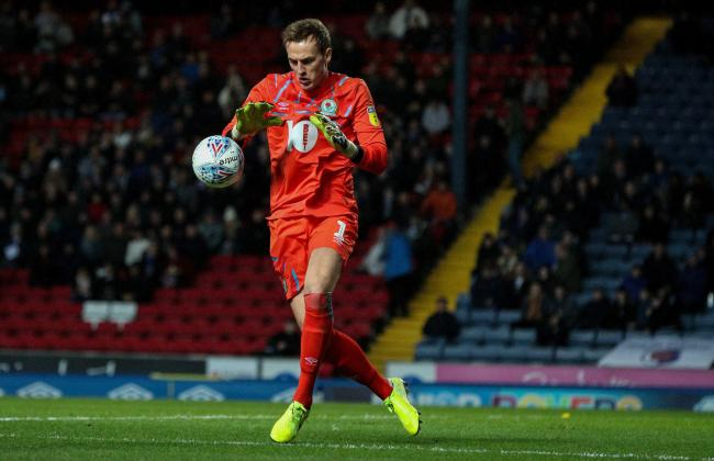 Chrisitian Walton has been an ever present for Rovers in goal since joining on loan from Brighton
