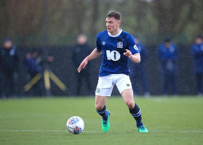 Lewis Thompson has been in good form for Rovers Under-23s