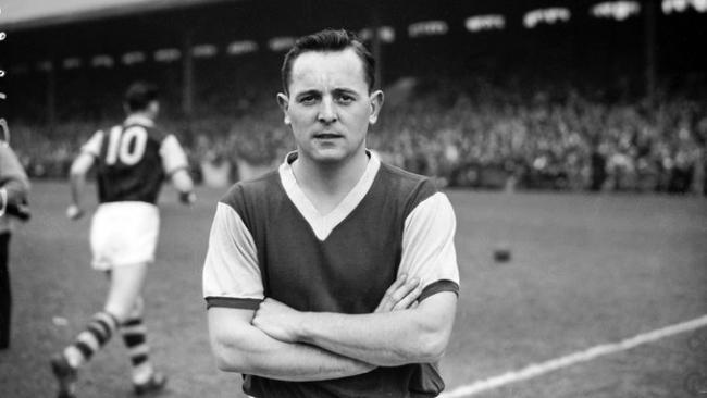 Brian Pilkington, of Burnley's title-winning side, who has died at 86
