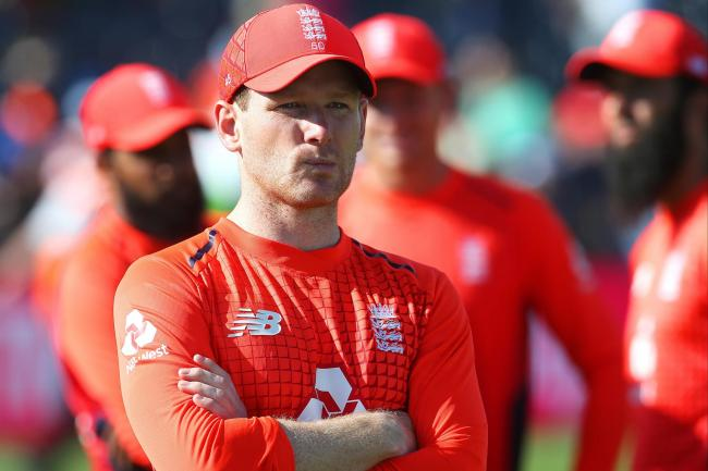 Eoin Morgan admitted he should have been the batsman to get England over the line (Mark Kerton/PA)