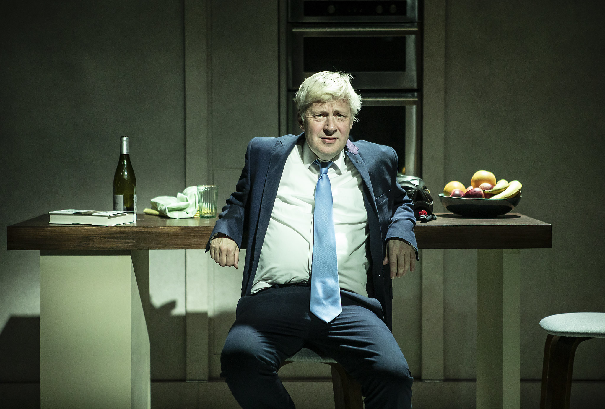Being Boris - cult play brings PM to life at The Lowry
