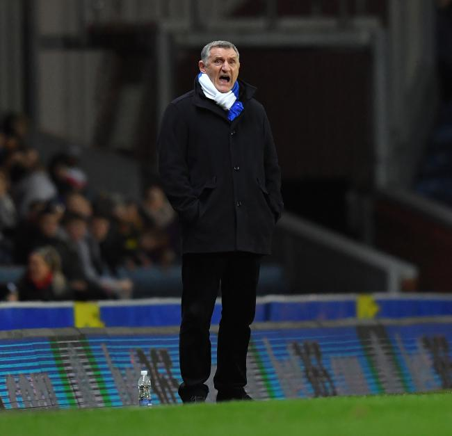 Tony Mowbray's side host Swansea City this weekend