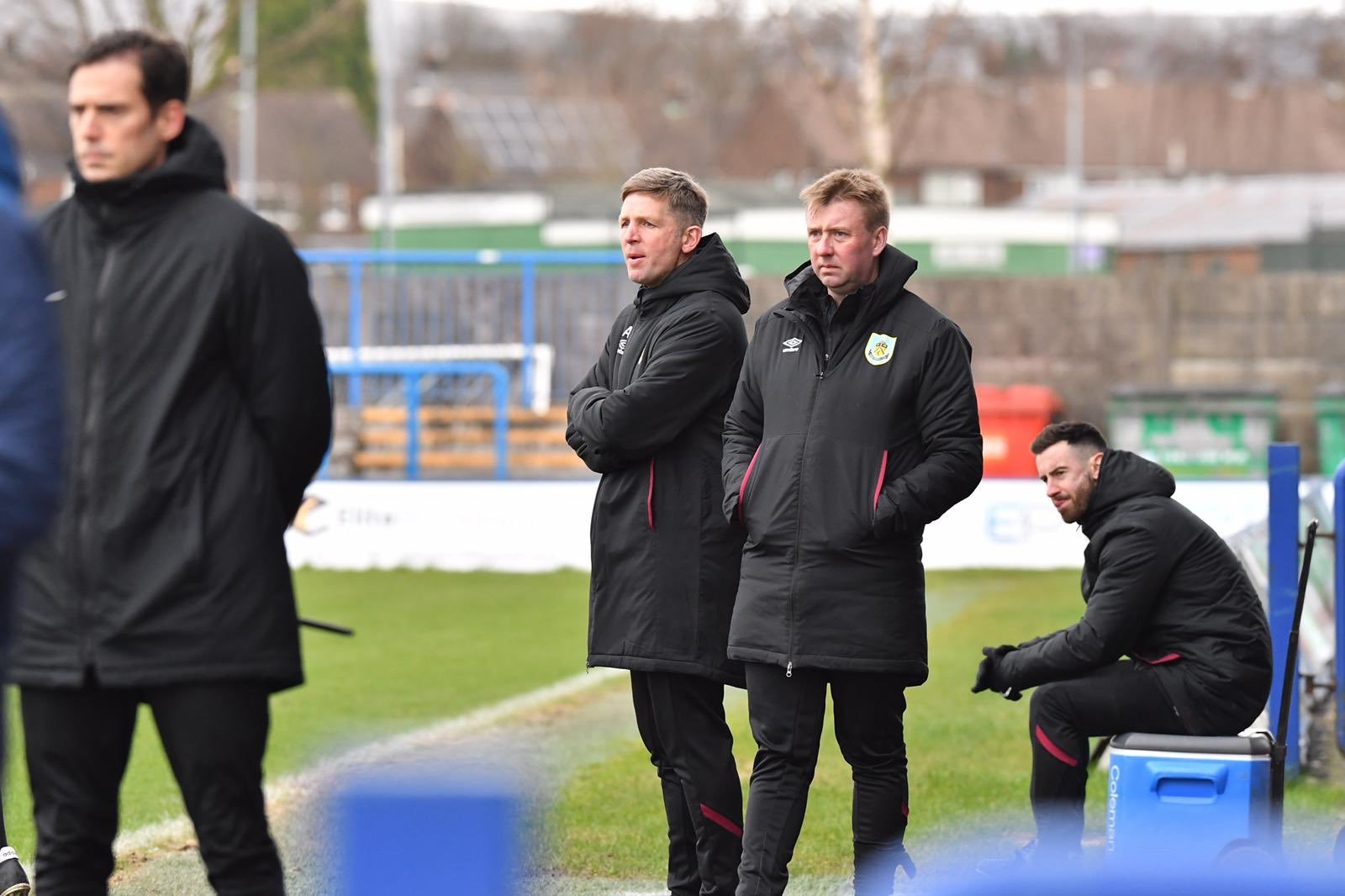 Burnley Under-23s coach on the hunt for next Dwight McNeil