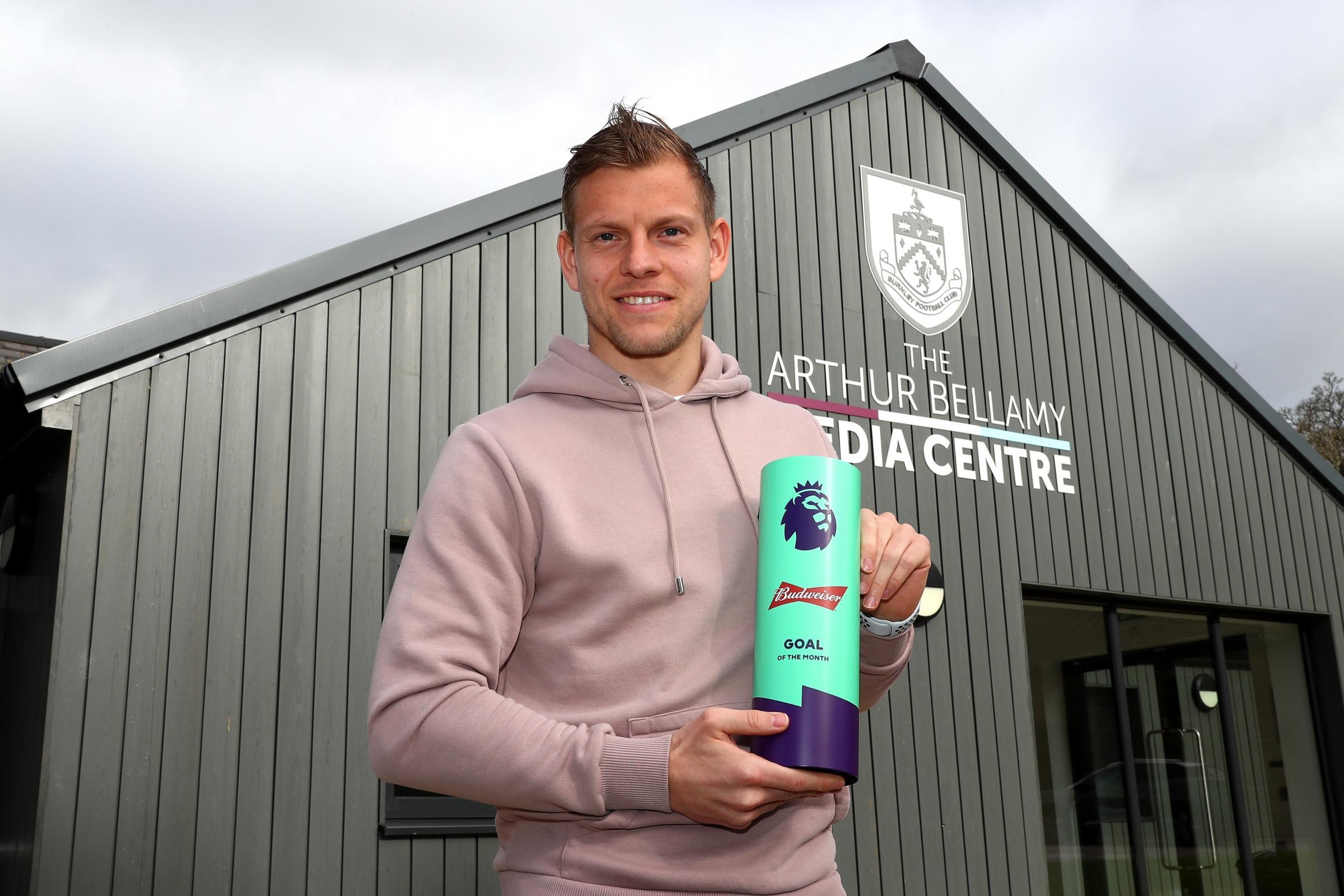 Matej Vydra strike at Southampton wins goal of the month
