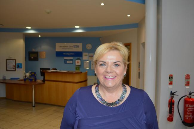 Lancashire and South Cumbria NHS Foundation Trust's executive director of nursing and quality Maria Nelligan