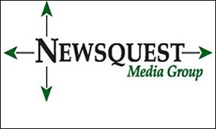 Lancashire Telegraph: Newsquest logo