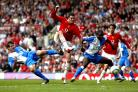 Ryan Nelsen was an influential figure in Rovers' draw at Manchester United