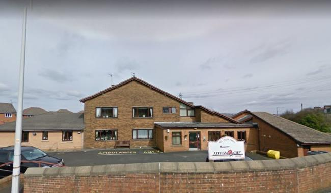 Altham Care Home in Clayton-le-Moors