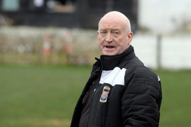 Bacup Borough boss Brent Peters