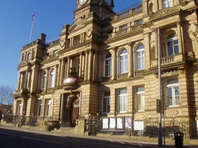 Burnley Town Hall
