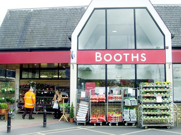 Booths in Clitheroe