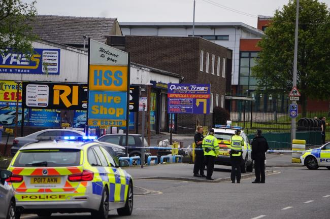 Police have launched a murder investigation following the death of a woman in Blackburn
