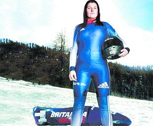 Blackburn bobsleigh star set for Winter Olympics
