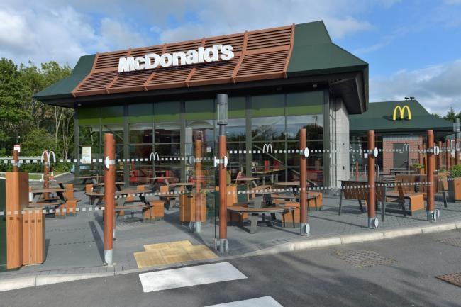 McDonald's confirm if drive-thru's will stay open beyond 10pm coronavirus curfew