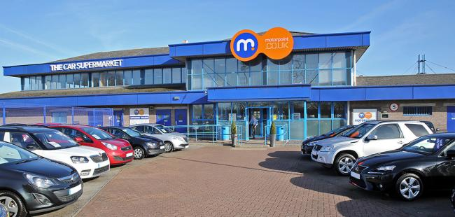 Motorpoint: The Burnley based car retailer has introduced contactless collection