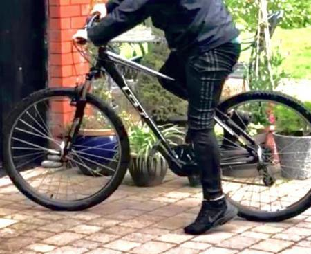 Appeal after bike stolen and boy assaulted