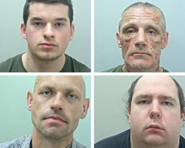 The paedophiles, arsonists, and thugs in Lancashire's courts over recent days