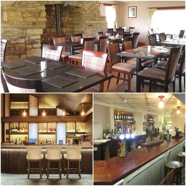 Some of the pubs which are on the market in East Lancashire