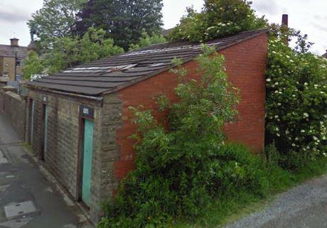 The Union Road public toilets