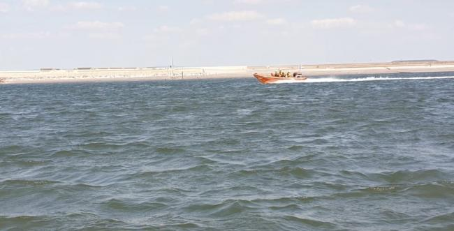 The RNLI had to rescue a number of people from the sea at Blackpool