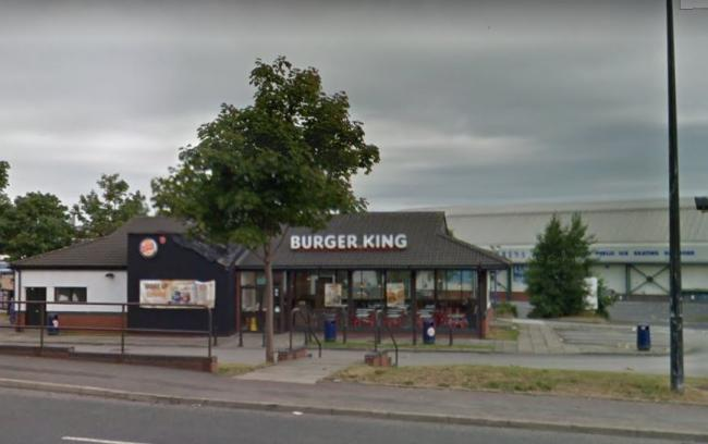 Burger King in Blackburn