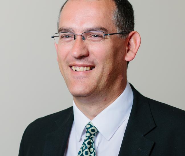 Iain Round, partner at Blackburn-based Beever and Struthers