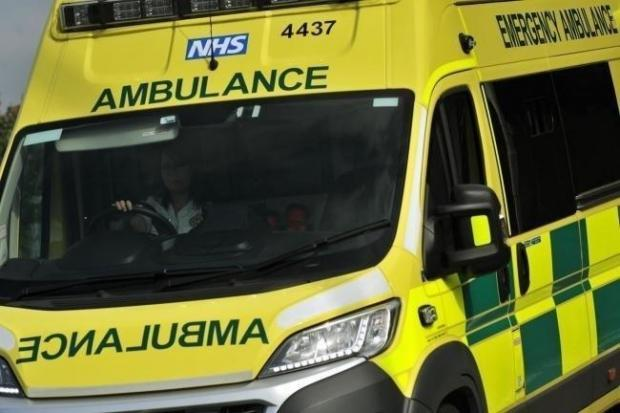 Emergency services called after incident at Blackburn house
