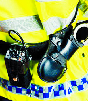 COMMUNICATION PROBLEMS: Officers are suing Lancashire Constabulary for injuries allegedly caused by their radio system
