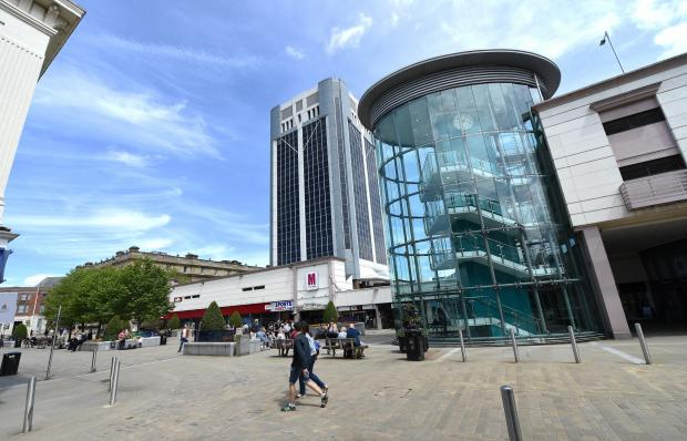 Lancashire Telegraph: Reopening: Blackburn town centre is ready to welcoming returning visitors