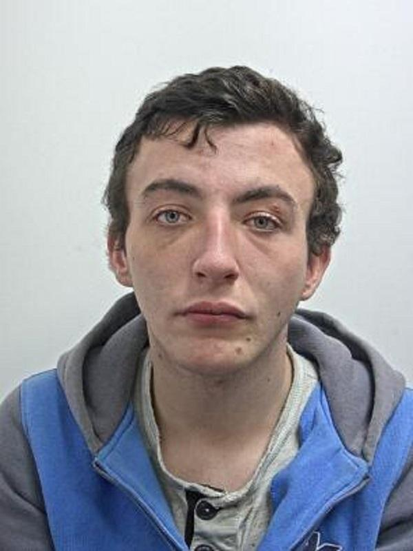 Joshua Thomas Whalley has been jailed
