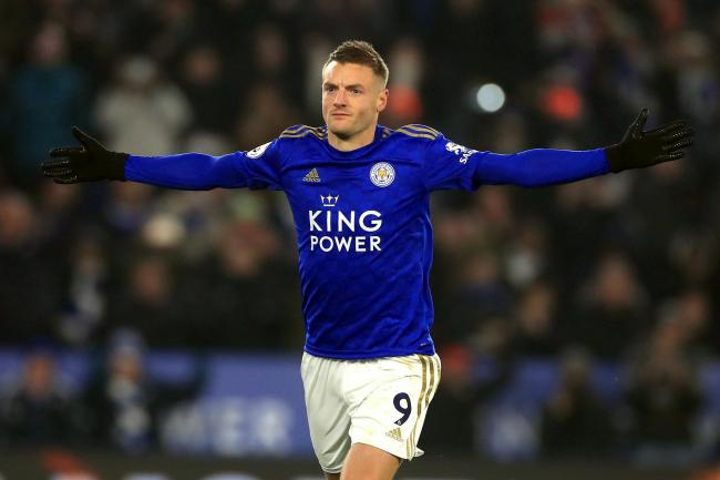 Jamie Vardy has not found the net in Leicester's recent games