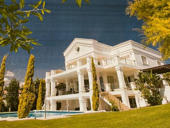 Operation Florence: This luxury Marbella Villa was searched