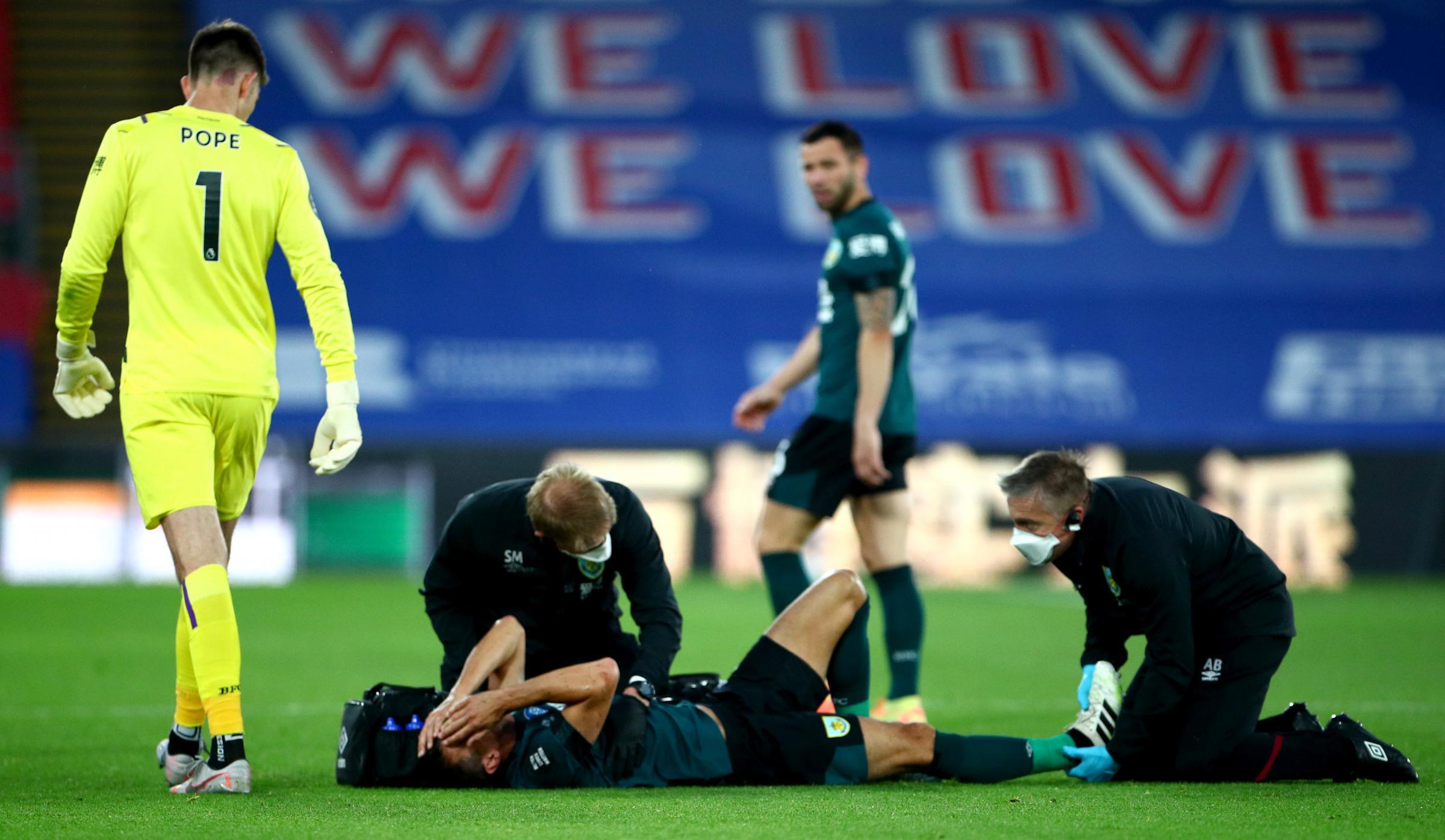 Sean Dyche backs threadbare Burnley squad in Europa League bid