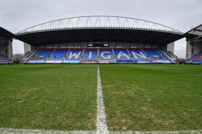 Wigan entered administration on Wednesday