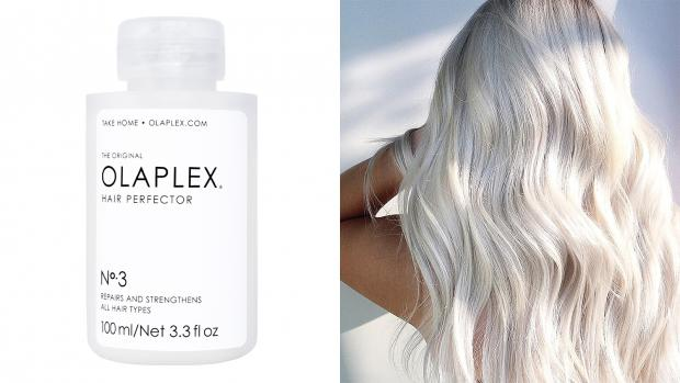 Lancashire Telegraph: Repair your damaged hair with the Olaplex Hair Perfector No. 3. Credit: Olaplex