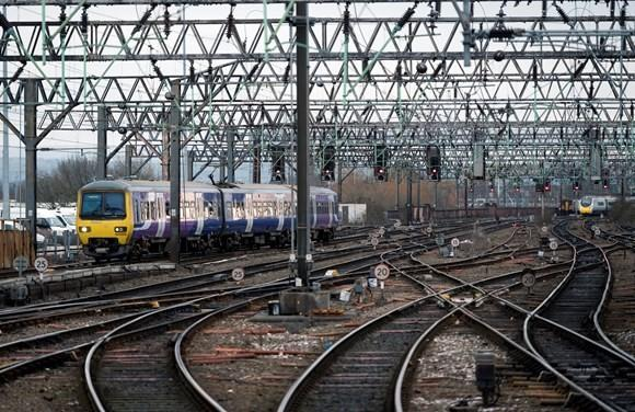 "The rail regulator has found Network Rail's perfomance in the North West to be ""unacceptable""."