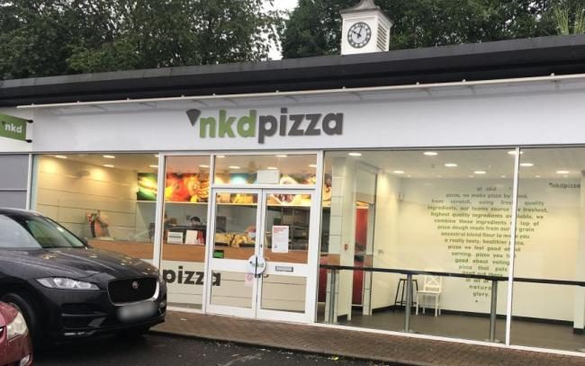 The first ever NKD Pizza restaurant in Lancashire has opened its doors