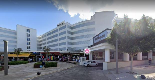 Lancashire Telegraph: The Sol Wave House Hotel in Magaluf