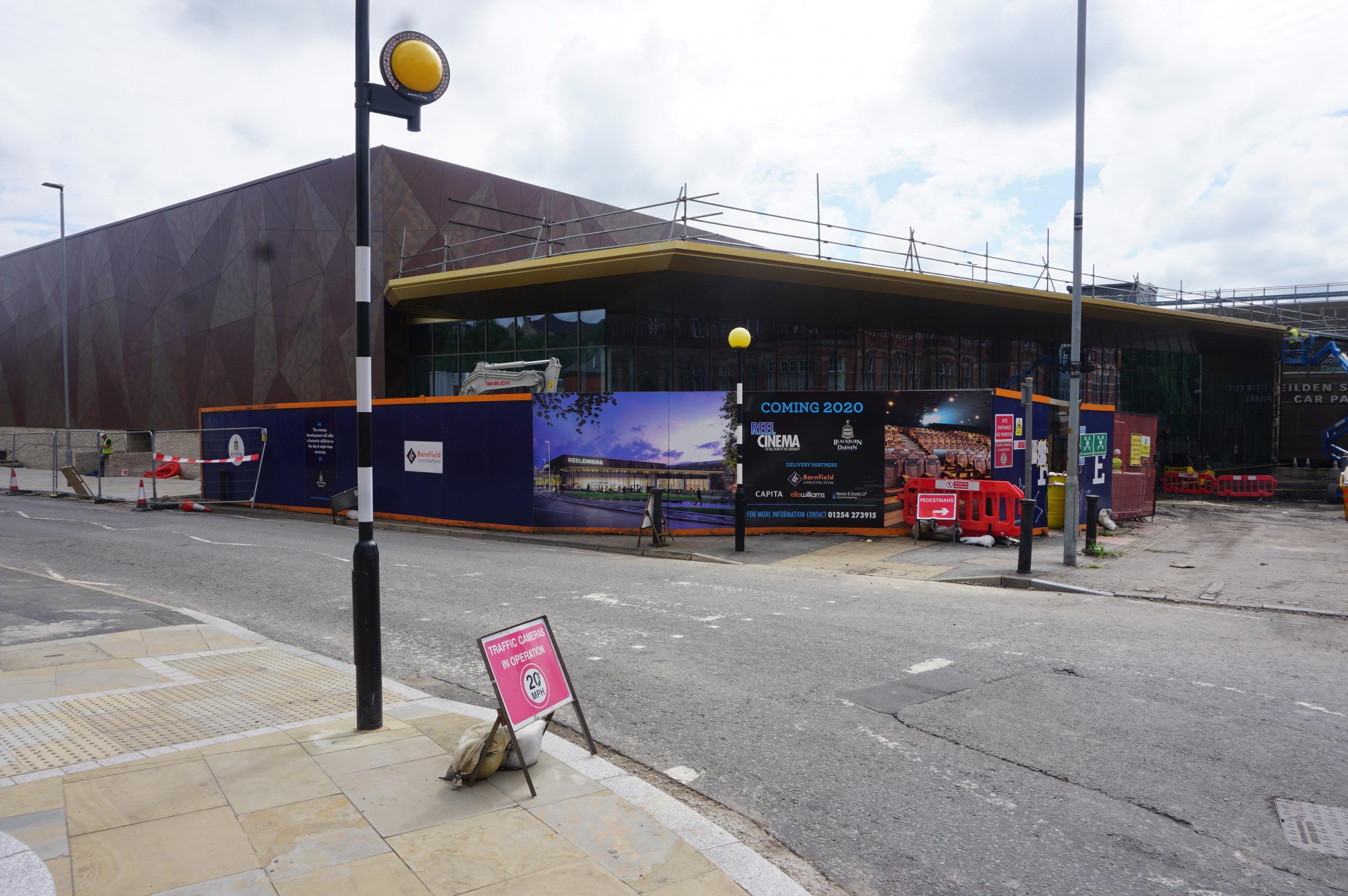 Cinema opening will be Christmas gift for town