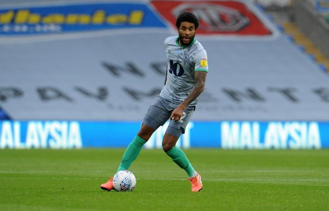 Dominic Samuel is among the Rovers players out of contract this summer