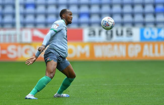 Ryan Nyambe had started Rovers' previous five matches