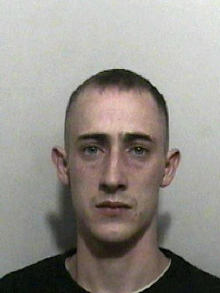 David John Shorrock, 24, is wanted for an allegation of a serious assault in Railway Street Nelson, and also an allegation of criminal damage in Villiers street Burnley.