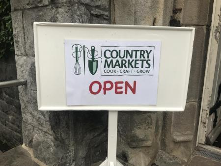 The Clitheroe Country Market has announced its reopening as lockdown restrictions ease